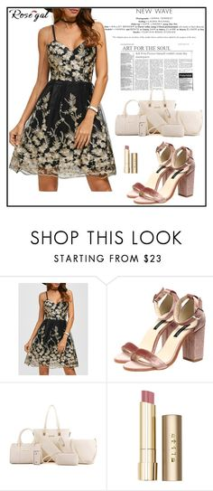 """""""Rosegal # 29"""" by nejrasehicc ❤ liked on Polyvore featuring Stila"""