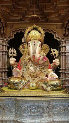 Shri Ganesh! Jay Ganesha!