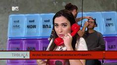 Tatá Werneck passando trote em detetive | Trolalá MTV