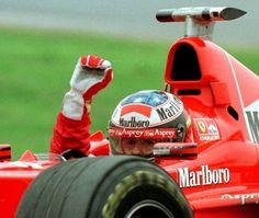 Veja imagens da carreira de Michael Schumacher