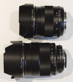 Zeiss 25mm f2.0 ZE Distagon