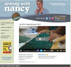 Learn to Use Your Serger in Creative Ways