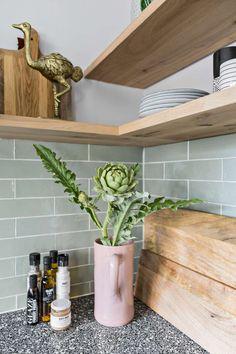 Modern Farmhouse Kitchens, Farmhouse Kitchen Decor, Home Kitchens, Kitchen Room Design, Kitchen Interior, Küchen Design, Interior Design, Diy Interior, Kitchen Rules