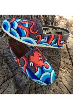 Octopus TOMS