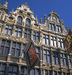 From a private island paradise to penguin-covered icebergs, Holland America Line takes our guests to some of the most exclusive locales in the world. Cruise Europe, Holland America Line, Wheres Waldo, Cruise Destinations, Bruges, Town Hall, Antwerp, World Heritage Sites, Old Town