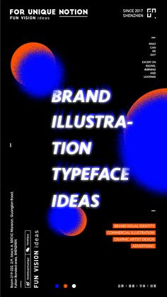 Brand Illustration Typeface Ideas on Inspirationde Typography Poster Design, Graphic Design Posters, Graphic Design Inspiration, Poster Fonts, Gfx Design, Layout Design, Design Web, Type Design, Logo Design