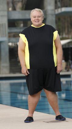 Louie Anderson #Splash John Pinette, Louie Anderson, Howie Mandel, It Cast, Meet, Sporty, Celebrities, Style, Fashion