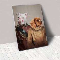 loulou clayton custom pet portraits canvas.galleryoilpaintingsale.com has customized related products such as face masks, mugs, socks, mobile phone cases, etc. Check out our FAQ below for pet portrait tips so you can make sure you capture the perfect picture of Fido!