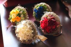 bride's maid bouquets  #preserved #bridesmaid