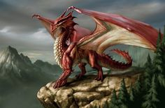 Red dragon (Dungeons & Dragons) - Monsters & Creatures Wiki