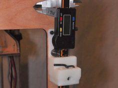 Caliper holder by LightningPhil - Thingiverse