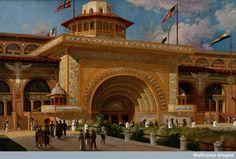 Transportation building chicago world's fair - Sullivan