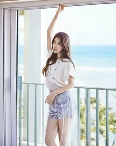 miss A's Suzy graces Marie Claire magazine - Latest K-pop News - K-pop News | Daily K Pop News