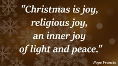 Enjoy our charity quotes for Christmas collection by noted authors, writers, poets, celebrities. Charity quotes with images. Charity Quotes, Bobe, Joel Osteen, Christmas Quotes, Pope Francis, Authors, Writers, Peace, Foundation