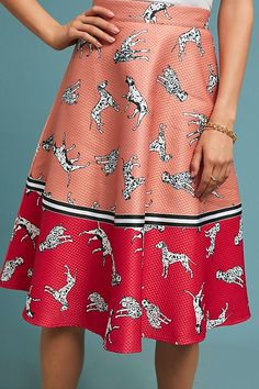 Skirts Nwt Jcrew Ratti Elephant Print Skirt 10 Pure And Mild Flavor Women's Clothing