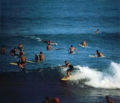 Malibu, Leroy Grannis... I will learn to surf one day!!