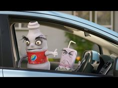Check out the Return It Puppets! A hilarious and educational series in British Columbia that aims to teach people to recycle.