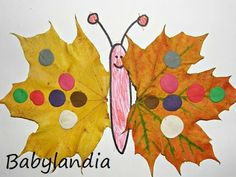 Leaf Crafts, Diy And Crafts, Crafts For Kids, Seasons Activities, Kindergarten Activities, Leaf Art, Teaching Art, Birthday Cards, Collage