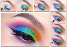 Sleek i-Divine Ultra Mattes V1 Palette Makeup Tutorial