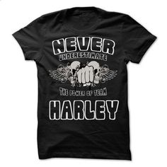 Never Underestimate The Power Of Team HARLEY - 99 Cool  - #shirt skirt #hoodie novios. I WANT THIS => https://www.sunfrog.com/LifeStyle/Never-Underestimate-The-Power-Of-Team-HARLEY--99-Cool-Team-Shirt-.html?68278