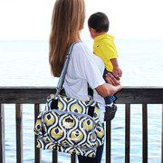Take a look at the Practical & Stylish: Diaper Bags event on #zulily today!