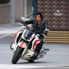 Hero Machine, Moto Car, Japanese Superheroes, Hero World, Kamen Rider Series, Moto Style, Royal Enfield, Cool Bikes, Marvel Entertainment