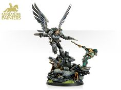 Professionally custom painted WARHAMMER miniatures in 6 weeks, configure your army today!