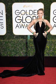 Golden Globe Awards - Style It Up