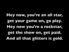 All Star – Smash Mouth [Lyrics]