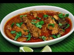 Indian Recipes: Kolhapuri Mutton Curry
