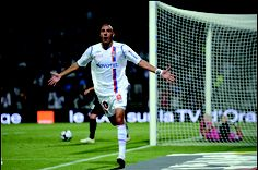 Karim Benzema. Best feeling in the world