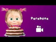 Birthday Songs, Bear Birthday, 2nd Birthday, Birthday Parties, Happy Birthday, Masha And The Bear, Ideas Para Fiestas, Craft Organization, Karaoke