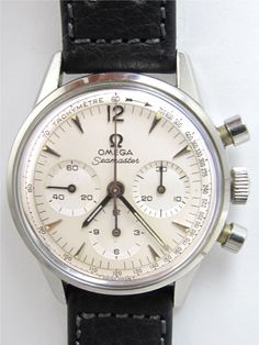 1964 Omega Seamaster Chronograph.  Sweet!  I'll take it, thanks.