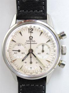 2573b105e4 1964 Omega Seamaster Chronograph. Sweet! I ll take it