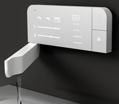 Fold-out Faucet by Min Kong
