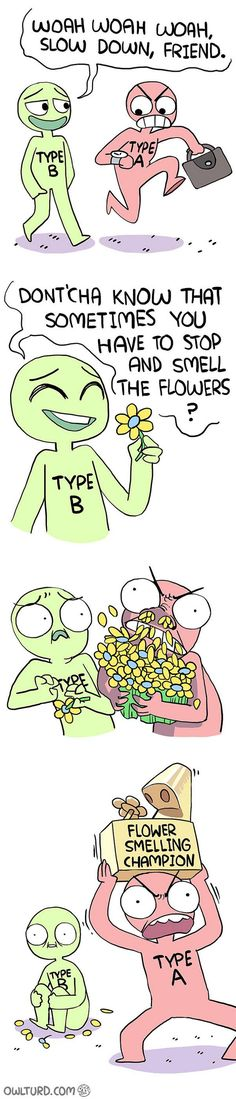 """24 Amusing Comics That'll Get You Laughing - Funny memes that """"GET IT"""" and want you to too. Get the latest funniest memes and keep up what is going on in the meme-o-sphere. Owlturd Comix, Type A Type B, Rage Comic, Funny Jokes, Hilarious, Memes Humor, Stupid Memes, Funniest Memes, Funny Pins"""
