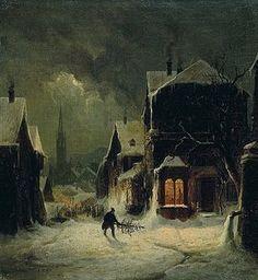 Edmund Koken: Christmas spirit. 1843rd