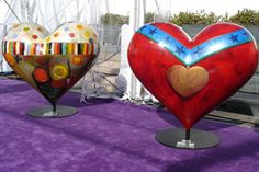 San Francisco hearts - Google Search I Love Heart, My Heart, Heart Crown, Sweet Hearts, Heart Painting, Follow Your Heart, Heart Decorations, Heart Art, Coups