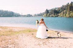 Wedding In The Woods, Our Wedding, White Dress, Wedding Dresses, Photography, Fashion, Forest Wedding, Bridal Dresses, Moda
