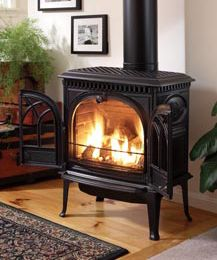 Wood Burning Fireplace Insert Gas Stove Hearth Fireplaces Inserts