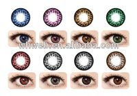 Fasion Leopard Crazy Magic Eye Contact Lens, Eye Lens Manufacturer