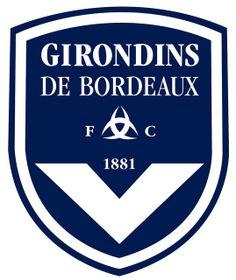 Football Club des Girondins de Bordeaux | Country: France. País: Francia. | Founded/Fundado: 1881/10/01 | Badge/Crest/Logo/Escudo.