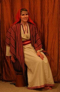 Biblical Costuming by Karol B - Authentic Bible Clothing Christmas Pageant, Christmas Costumes, Biblical Costumes, Costumes For Women, Nativity Costumes, Costume Design, Dress Up, Bible, Clothes For Women