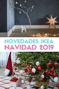 Descubre lo nuevo para Navidad 2019 en IKEA. #ikea #navidad #decoracionnavideña #navidadikea #estiloydeco Christmas Wreaths, Christmas Tree, Christmas Ornaments, Ikea Furniture, Ikea Hack, Patio, Holiday Decor, Home Decor, Ikea Christmas