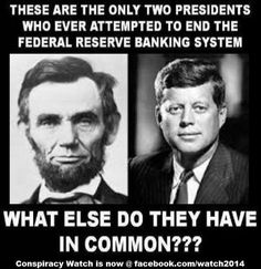 Two presidents have died trying to defy the Rothschilds. Yes, both Lincoln and John F. Kennedy were assassinated by command of the Rothschilds! The Rothschilds agent Treasury Secretary Salmon P. Chase, was able to force a bill (the National Banking Act) through Congress creating a federally chartered central bank that had the power to issue U.S. Bank Notes.