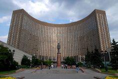[Architektura] Związek Radziecki - nowoczesność! - Page 5 - SkyscraperCity
