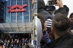 Drogy, rvačky, přepadení: Uprchlické gangy terorizují vyhlášené obchodní centrum