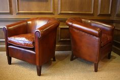 Pair of replica 'Spectre' Amsterdam Chairs ready for despatch to a Chicago Bond fan !