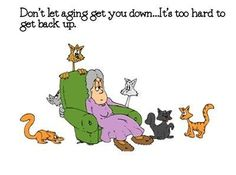 """""""When I'm An Old Lady""""--A Cute Poem About Getting Older Birthday Prayer, Birthday Poems, Birthday Quotes For Him, Happy Birthday, Funny Birthday, Funny Old Age Quotes, Funny Images Gallery, Funny Pictures, Old Lady Humor"""