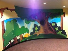 Worlds Of Wow - Printed Kids Church Themes